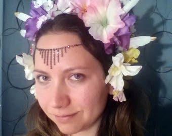 Spring Dream Goddess Headdress