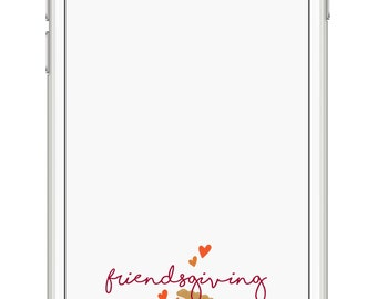 FRIENDSGIVING // Customizable Snapchat Geofilter!