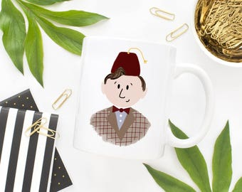 Doctor Who Double Sided Mug