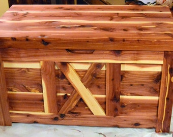 Cedar Chest, Hope Chest, Blanket Chest, Storage