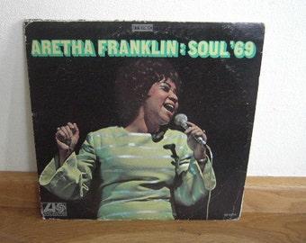 Aretha Franklin Soul ' 69 Atlantic
