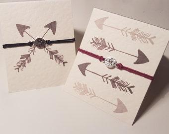 Friendship Bracelets, Couples Bracelets, Wanderlust, Compass Bracelet, Leaving Gift, Traveller Gifts, Travel Gifts, Best Friend Bracelets,