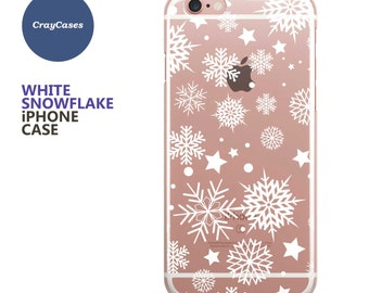 iPhone 6 case snowflakes, snowflakes iPhone 7 Case, snowflakes iPhone Case, snowflakes iPhone 6/7 Plus Case (Shipped From UK)