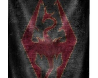 Skyrim lifesize vinyl banner, Imperials
