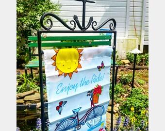 Garden Flag Holders
