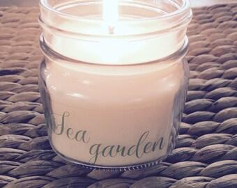 Tea Garden Soy Candle