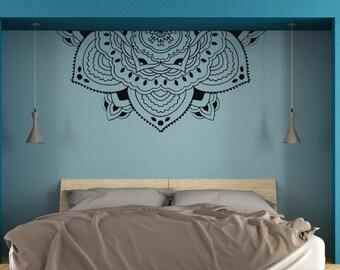 Mandala Wall Decor mandala wall art | etsy