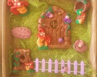 Fairy kit, fairy party, cake topper keepsakes,fairy bday,fairy cake, fairy door, fairty bags, fairy gifts,fairy garden