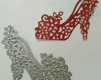 The Diva Shoe Cutting Die