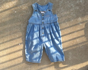 Baby Guess Overalls Size 18 Months