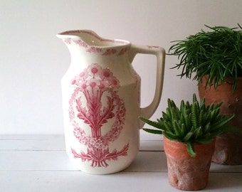 Beautiful antique pitcher