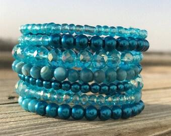 The Anchorage-wrap bracelet