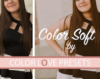 COLOR SOFT PRESET by Color Love