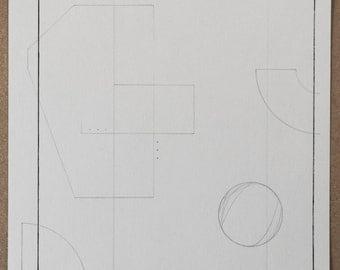 Minimal Line Drawing