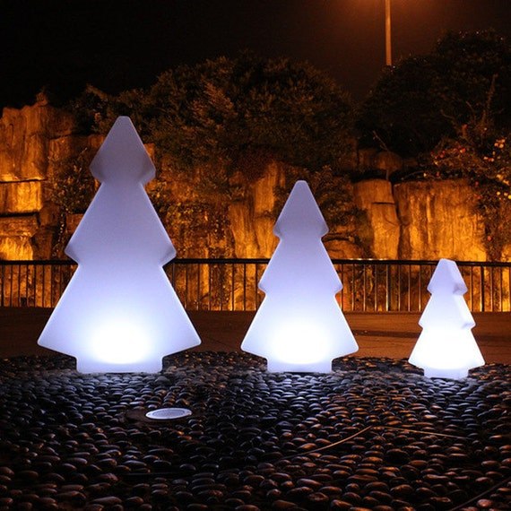 Glowing LED Christmas Tree-Great Christmas Gift!