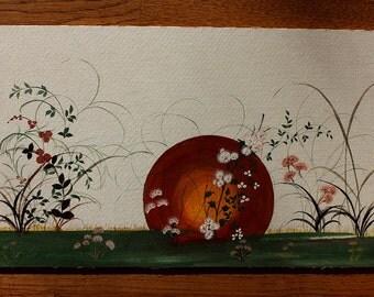 Japanese painting pj22