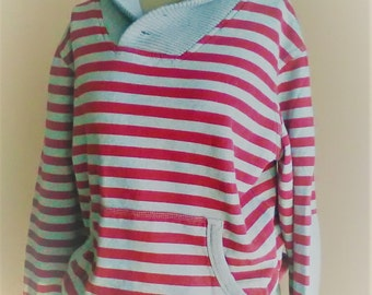 Springfield sweet sailor Red and grey shirt in very good state Springfield sweet shirt