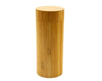 Bamboo Scattering Tubes for Cremation Ashes