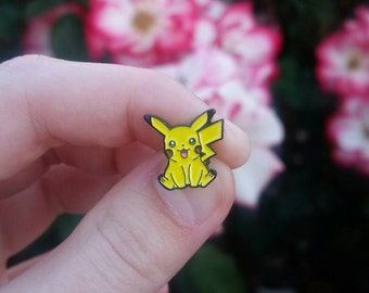 Tiny Pikachu Enamel Pin