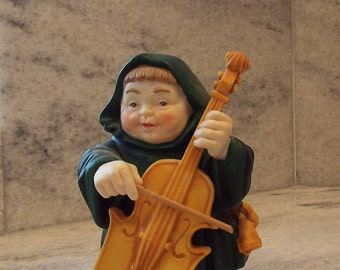 Dept. 56 Merry Makers Charles the Cellist