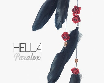 PARALOX Goddess Hair Feathers (Clip-in)