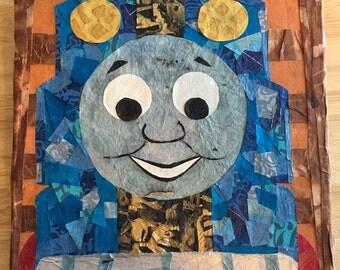 Thomas the Train Engine