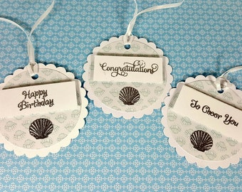 Gift Tags - All Occasion Gift Tags - Beached Themed Gift Tags