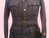 1940s RAF W.O. Pilot  Jacket.