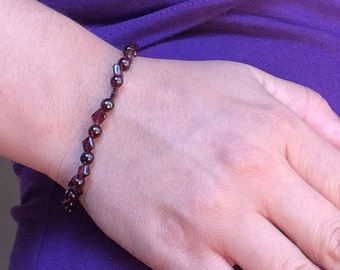 Bracelet of Garnet