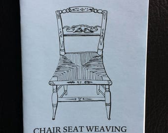 Rush Weaving for chair seats, Natural Rush, Genuine