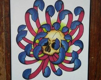 Mumskull Original Painting
