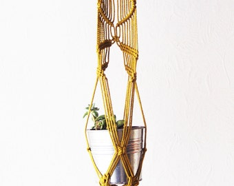 Macramè Plant Hanger