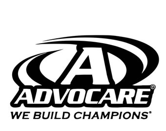 Advocare cup decal