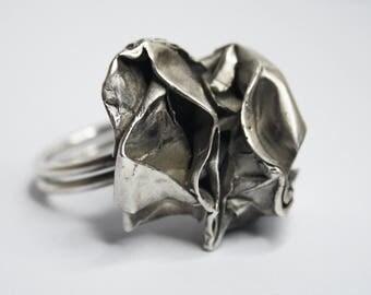 Kandeel ring 1 #Schmuck #Silber #selfmade #Berlin #Einzelstück