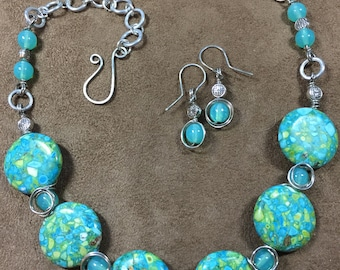 Seabed (Earrings sold separately)