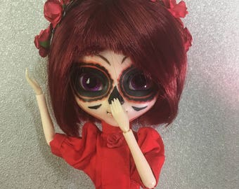 Greenhouse flower-head-pullip