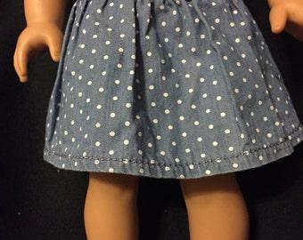 American girl doll  dotty