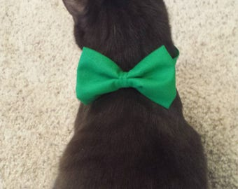 Formal Wear for Cats (Lucy's Bow)