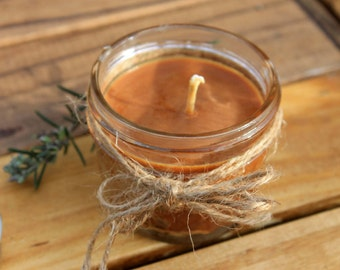 Tobacco Musk Soy Candle