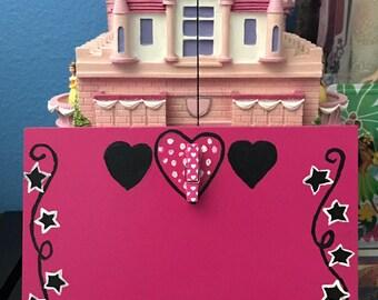 Princess   Picture Holder   Memo Holder   Pink   Hand Made