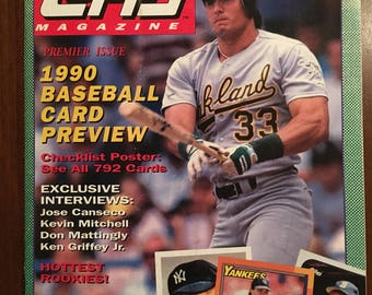 1990 Winter Topps Magazine
