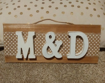 Customized Wooden Wall Decor