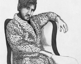 Markiplier Realism Drawing