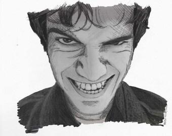 Jacksfilms Realism Drawing