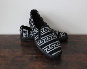 Mens Shoes Size 42, Mens Loafers, Mens Vans, Mens Boat Shoes, Mens Slip Ons, Wayuu Shoes, Handmade Shoes, Vegan Shoes