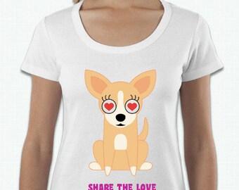 ADOPT A DOG T-SHIRTS - Chihuahua