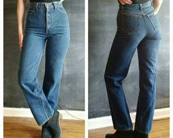 Vintage highwaist Calvin Klein jeans