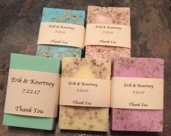 Party Favors! Handmade Soaps!