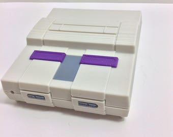 Raspberry Pi 2B or Pi 3 Super Nintendo Case