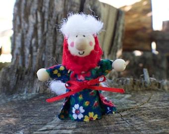 Kitchen Witch / Strega Quattro - Kitchen Witch doll
